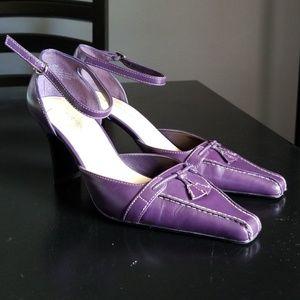 Worthington Purple Heel